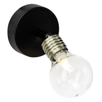 Faretto a muro Bulb trasparente, in metallo, G9 IP20 BRILLIANT