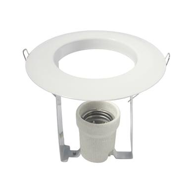 Faretto da incasso 32459 bianco, in metallo, E27 100W IP20 EGLO