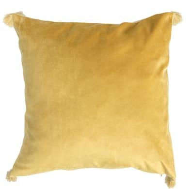 Cuscino Melisse giallo 40x40 cm
