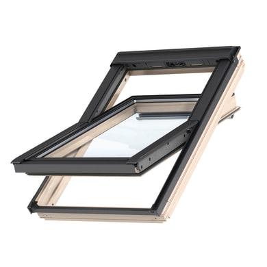Finestra da tetto (faccia inclinata) VELUX GGL SK01 3070 manuale L 114 x H 70 cm pino