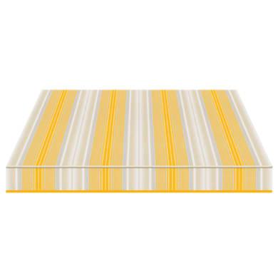 Tenda da sole a caduta con bracci TEMPOTEST PARA' 2.4 x 2.5 m giallo Cod. 5167/12