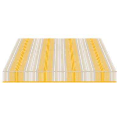 Tenda da sole a caduta con bracci TEMPOTEST PARA' 3 x 2.5 m giallo Cod. 5167/12