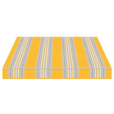 Tenda da sole a caduta con bracci TEMPOTEST PARA' 2.4 x 2.5 m giallo Cod. 636/12