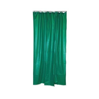 Telo per tendone/tenda da esterni verde 1.5 x 2.5 m