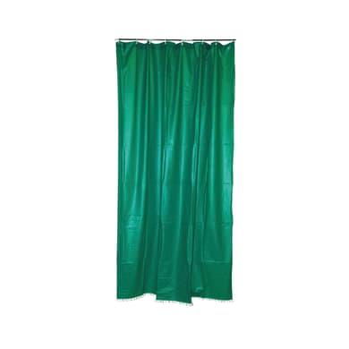 Telo per tendone/tenda da esterni verde 1.5 x 3.5 m
