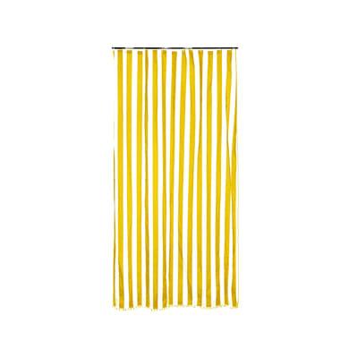 Tenda da sole ad anelli 1.5 x 2.5 m giallo