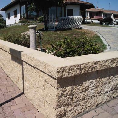 Recinzioni Per Giardino In Cemento.Muretti Copertine Per Muretti E Pilastri Prezzi E Offerte