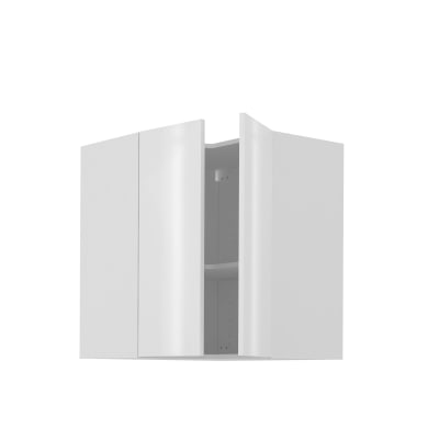Pensile bianco L 134.9 cm