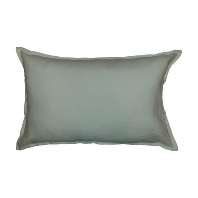 Cuscino Lino grigio 60x