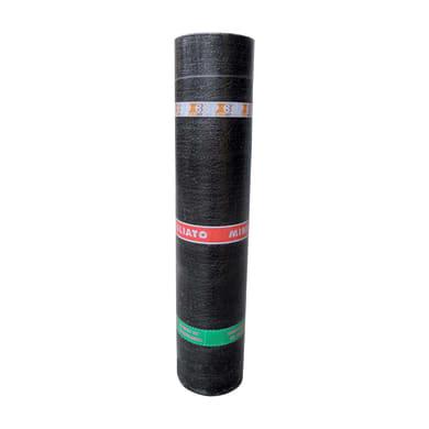 Membrana bituminosa POLYGLASS Xtrabit 15 P 1 x 10 m nero