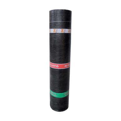 Membrana bituminosa POLYGLASS Xtrabit 10 P 5300 g/m³ 1 x 10 m nero