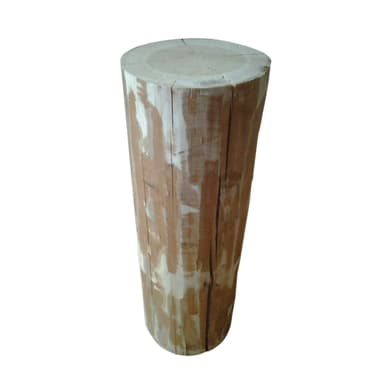 Tronco tondo in abete grezzo 700 mm Ø 300/400 mm