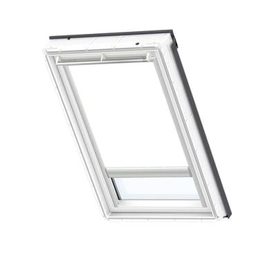 Tenda oscurante VELUX DSL F06 1025S L 66 x H 118 cm bianco