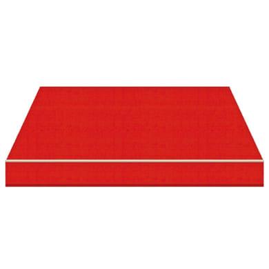 Tenda da sole a caduta con bracci TEMPOTEST PARA' L 3 x H 2.5 m Cod. 56 rosso