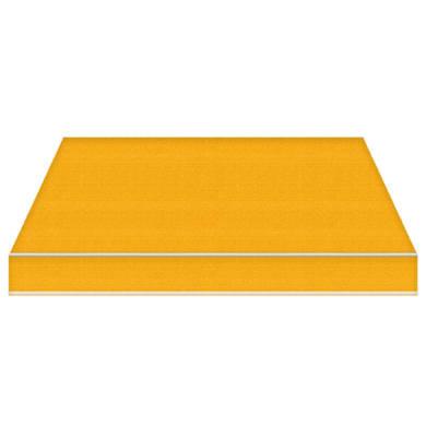 Tenda da sole a caduta con bracci TEMPOTEST PARA' L 3 x H 2.5 m Cod. 12 giallo