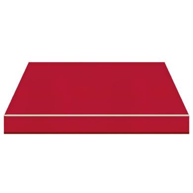 Tenda da sole a bracci estensibili manuale TEMPOTEST PARA' L 2.4 x H 2 m Cod. 11 rosso