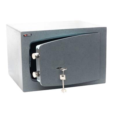 Cassaforte a chiave CISA C Key da mobile con fissaggio L31 x P25 x H19 cm