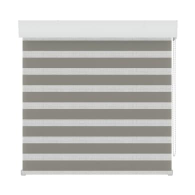 Tenda a rullo Orleans grigio 90 x 190 cm