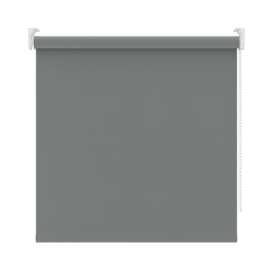 Tenda a rullo oscurante Dublin grigio sasso 120 x 190 cm