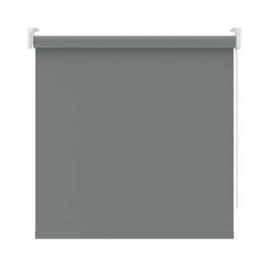 Tenda a rullo oscurante Dublin grigio sasso 150 x 190 cm