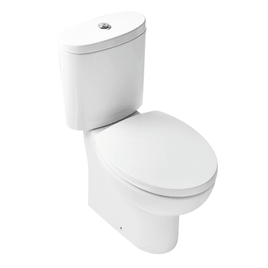 Vaso WC monoblocco Hatria Erika pro