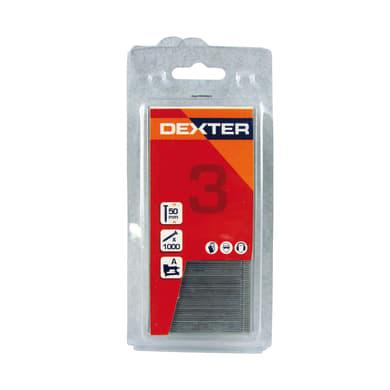 Chiodi DEXTER L 2 mm H 5 cm 1000 pezzi