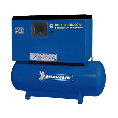 Compressore MICHELIN 1121680904 , 5 hp, 10 bar, 270 L