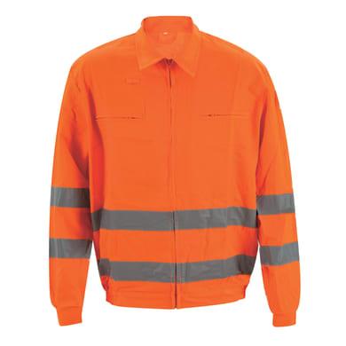 Giacca da lavoro VEGA Sun tg m arancione fluo
