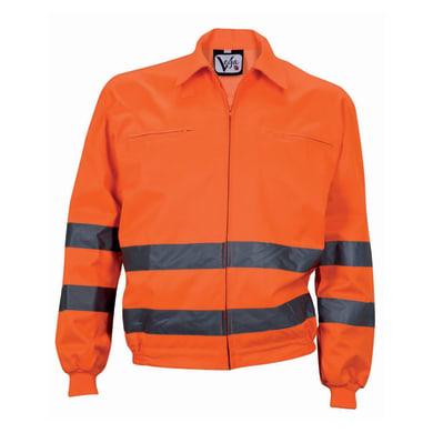 Giacca VEGA Sun Tg XL arancione fluo