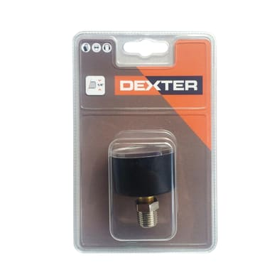 Manometro per compressore DEXTER