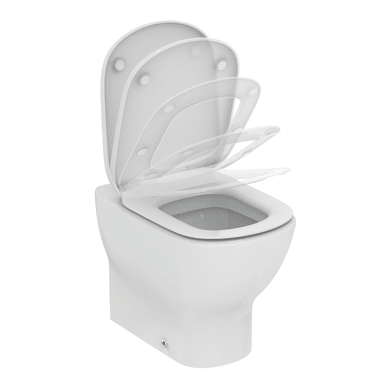 Vaso wc a pavimento mood IDEAL STANDARD