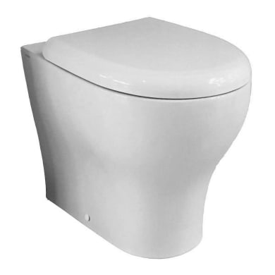 Vaso wc a pavimento remix rimless