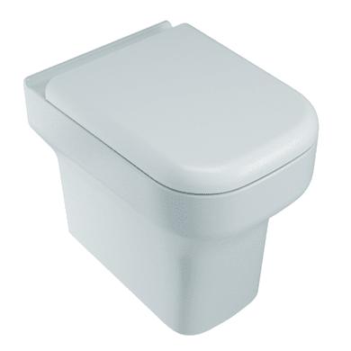 Vaso wc a pavimento synthesis OLYMPIA CERAMICA