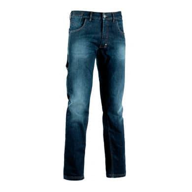 Pantalone da lavoro DIADORA Stone blu tg M