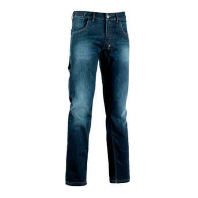 Pantalone da lavoro DIADORA Stone blu tg XXL