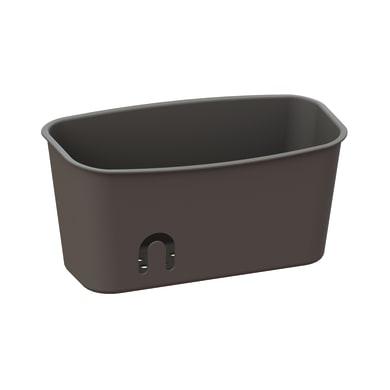 Vassoio doccia Easy 1 ripiano grigio
