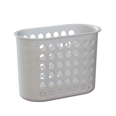 Vassoio doccia Funky 1 ripiano trasparente