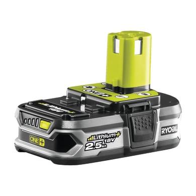 Batteria RYOBI RB18L25 in litio 18 V 2.5 Ah