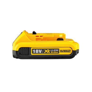Batteria DEWALT DCB183-XJ in litio (li-ion) 18.0 V 2.0 Ah