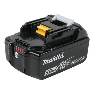 Batteria MAKITA 197280-8 in litio 18 V 5 Ah