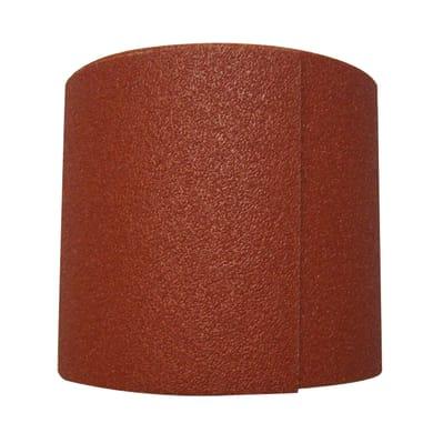 Rotolo di carta abrasiva per legno / vernice grana 80