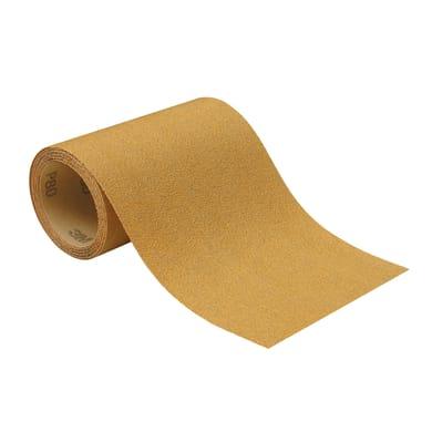 Rotolo di carta abrasiva 3M Sandblaster™ per legno / vernice grana 80