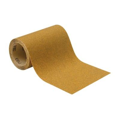 Rotolo di carta abrasiva 3M Sandblaster™ per legno / vernice grana 60