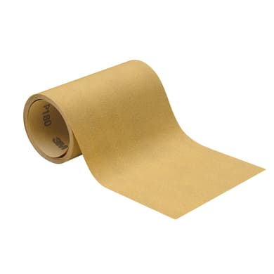 Rotolo di carta abrasiva 3M Sandblaster™ per legno / vernice grana 180