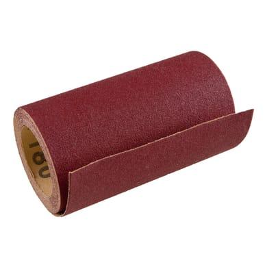 Rotolo di carta abrasiva DEXTER 856007 per legno grana 80