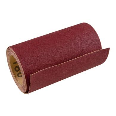 Rotolo di carta abrasiva DEXTER 855976 per legno grana 180
