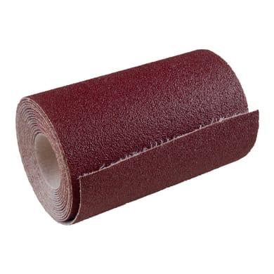 Rotolo di carta abrasiva DEXTER 856044 per legno grana 120