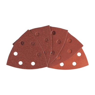Kit accessori BOSCH Set fogli abrasivi misti  , 10 pezzi