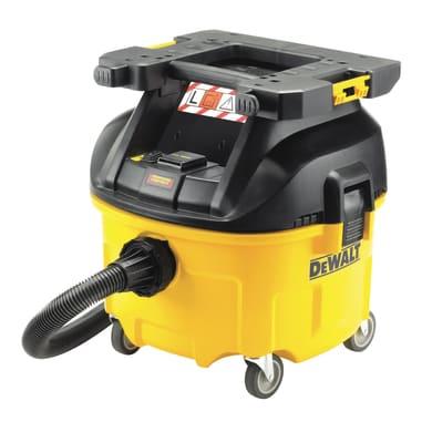 Aspiratore solidi e liquidi DEWALT 30 L 1400 W