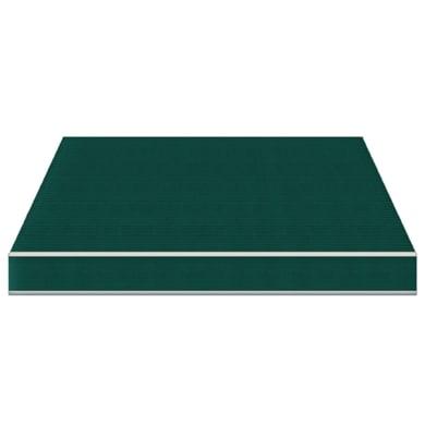 Tenda da sole a bracci estensibili manuale TEMPOTEST PARA' L 2.4 x H 2 m Cod. 407/06 verde